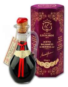 "C0540 BALSAMIC VINEGAR OF MODENA - Anfora Bordeaux ""Serie 15"" 250ml"