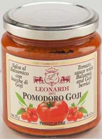 C0806 Tomato sauce with Balsamic and Goji - 275g