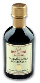 "G100 Balsamic Vinegar of Modena - ""2 Travasi"" 250ml"