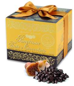 G3060 PANETTONE WITH FIGS AND CHOCOLATE 750g