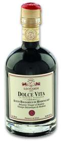 "G400 -G405 BALSAMIC VINEGAR OF MODENA (250/500 ml) - ""Dolce Vita"""