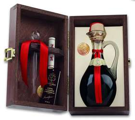 "G5604 BALSAMIC VINEGAR OF MODENA - Anfora Treasure ""15 Travasi"" 250ml"