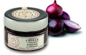 G610 ONION COMPOTE WITH BALSAMIC 130g