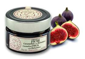 G616 CARAMELIZED FIGS COMPOTE WITH BALSAMIC 130g