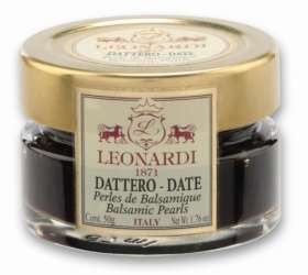 G630/G631 Balsamic PEARLS - DATE 50g/370g