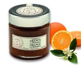 G650 Orange Marmalade - compote with Balsamic 210g