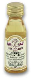 "G884 White balsamic Condiment -Mignonette ""6 Travasi"" 20ml"