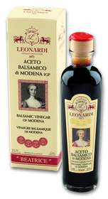 "L177 Balsamic Vinegar of Modena - Beatrice ""Serie 8"" 250ml"