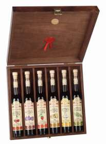 L188 Balsamic Condiments - Sestetto 6x100ml