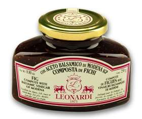 L207 FIG Compote with Balsamic Vinegar of Modena 250g