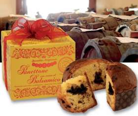 G3056 PANETTONE WITH BALSAMIC GLAZE 300 g